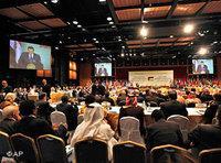 مؤتمر شرم الشيخ لإعادة الإعمار في غزة، الصورة: أ.ب