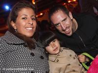ريبيري وعائلته، الصورة: د.ب.ا