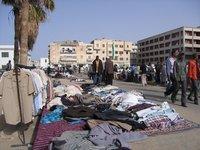 من شوارع طرابلس الغرب، الصورة: بيآت شتاوفَر