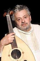 عازف العود الموسيقار الفلسطيني مروان عبادو:، الصورة: مروان عباود نت