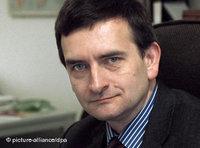 الخبير الألماني فولكر بيرتيس، مدير مؤسسة العلوم والسياسة في برلين