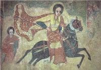 صورة رمزية للملكة سبأ، الصورة: Wikimedia Commons