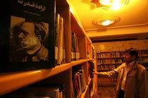 The library at the Ketab Institute (photo: Martin Gerner)