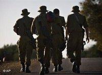 صورة لجنود إسرائليين، الصورة: ا.ب