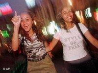 طالبات مصريات، الصورة: ا.ب