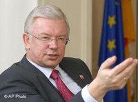 رئيس وزراء ولاية هيسن كوخ، الصورة: ا.ب