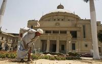 جامعة القاهرة، الصورة: نيللي يوسف