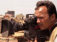المخرج شاهين دل رياض، أيسن فريسر فيلم