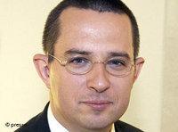 شتيفان يواخيم كرامر أمين عام المجلس المركزي لليهود في ألمانيا.