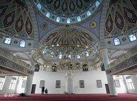 مسجد مركز في مدينة دوسبورج الألمانية