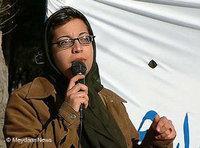 الناشطة النسوية شادي صدر
