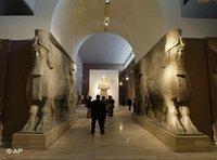 من أروقة المتحف، الصورة: ا.ب