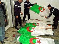هجمات الإسلاميين ضد جزائريين، الصورة: أ.ب