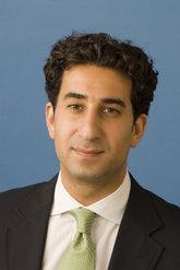 Karim Sadjapour (photo: Carnegie Endowment for Peace)