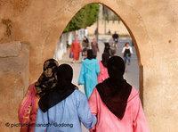 نساء مغربيات، الصورة أ ب