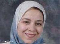الناشطة النسائية المصرية، نهاد أبو القمصان، الصورة نيللي عزت