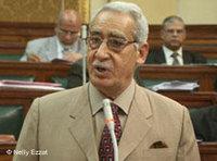 النائب المصري محمد خليل قويطة ، الصورة نيللي عزت
