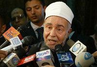 الشيخ محمد سيد طنطاوي، الصورة أ ب