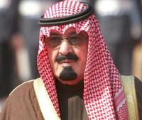 ملك السعودية عبدالله بن عبدالعزيز