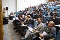جانب من فعاليات المؤتمر، الصورة: جامعة النجاح