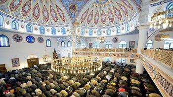 مسجد في مدينة دويسبورغ الألمانية، الصورة: دويتشه فيله