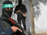من حركة حماس، الصورة: د.ب.ا