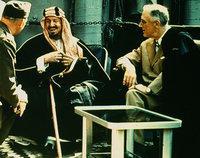 الملك المؤسس عبد العزيز آل سعود، الصورة: wikimedia.org/.../2/22/Azizfdr.jpg