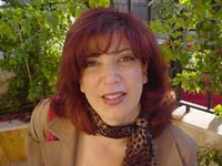 الروائية السورية عبير إسبر، الصورة: خاص