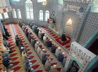 اليوم المفتوح للمساجد، الصورة: د.ب.ا