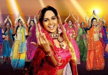 راقصات هنديات، الصورة د.ب.ا، ب أ