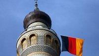 مسجد في ألمانيا، الصورة: دب.ا