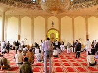 في احد مساجد لندن المركزية، الصورة: ويكيبيديا