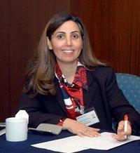 الدكتورة رولا دشتي،الصورة كويت أيكونوميك سوسيتي