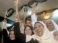 انتصار سياسي تاريخي للمرأة في انتخابات عام 2009