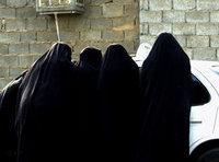 نساء سعوديات، الصورة أ ب