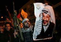 أنصار حركة فتح، الصورة أ ب