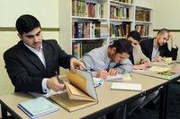 محاضرات تأهيل الأئمة في ألأمانيا، الصورة: د.ب.ا