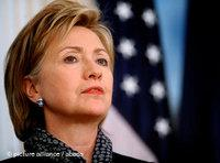 وزيرة الخارجية الأمريكية هيلاري كلينتون، الصورة بيكتشر اليانس