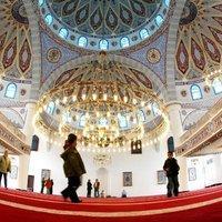 مسجد في مدينة ديوسبيرغ، اتلصورة: د.ب.ا