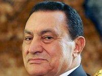 مبارك، الصورة: د.ب.ا