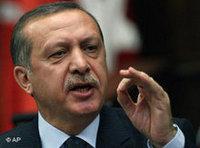 أردوغان، الصورة أزب