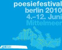شعار مهرجان برلين للشعر