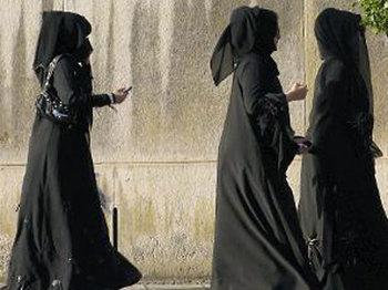 سعوديات، الصورة د.ب.ا