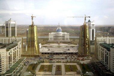 كازخستان، الصورة د.ب.ا