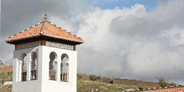 مسجد غرناطة، الصورة، تروي ناحومكو