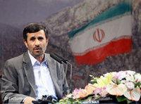 أحمدي نجاد، الصورة أ.ب