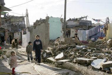 فقراء المغرب، الصورة أ.ب