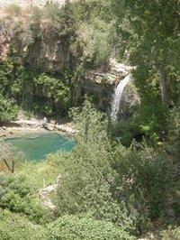 نهر أدونيس ، الصورة منى نجار