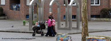 مهاجرون في برلين، الصورة د.ب.أ