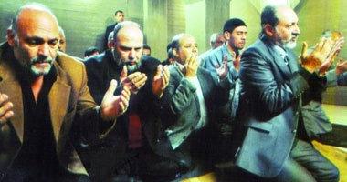 مشهد من فيلم الجماعة، الصورة نيللي يوسف